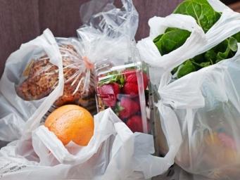 Bio-nakupovalna vrečka