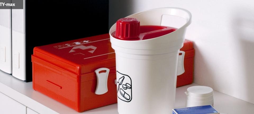 Zbiranje odpadnih zdravil v gospodinjstvih
